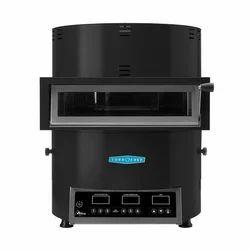 Industrial Fire Pizza Machine, Capacity: 4.0, Size/Dimension: Medium