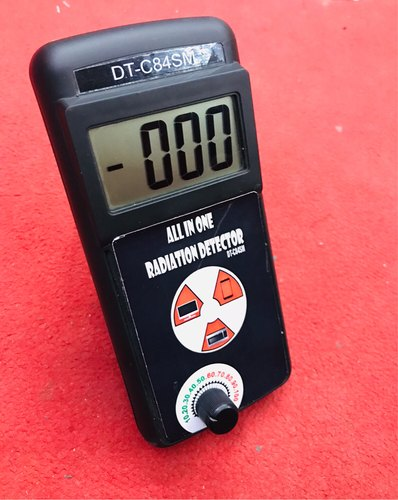 Mobile Radiation Detector