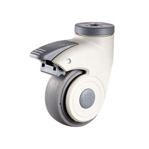 Round TPR Medical Caster Wheels