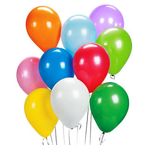 Birthday Party Rubber Balloon Packaging Size 35 Rs 18 Packet