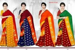 Navratri Spacial Printed Saree