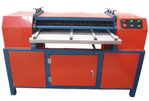 AC Radiator Recycling Machine