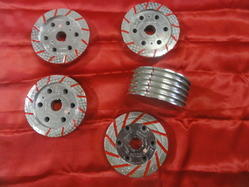 Brake Shoe Diamond Wheel