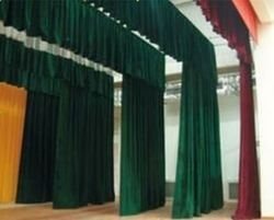 MOTORISED CURTAIN MODERATE COMMERCIAL USE