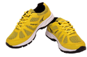 Mayor Yellow And White Sports Shoes, Size: 10