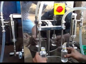 Volumetric Twin Head Liquid Filling Machine