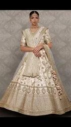 Ladies Silk Embroidered Lehenga Choli
