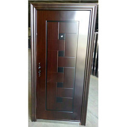 Single Steel Door
