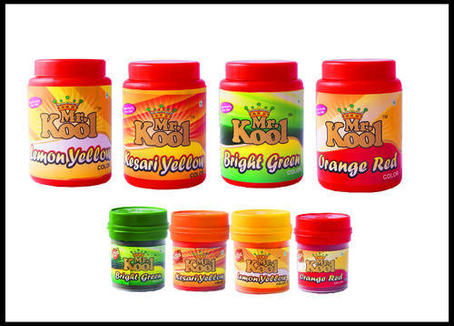 Mr Kool Food Color Powder, Amrut International | ID: 6439909433