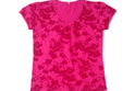 Women Pink T-Shirt
