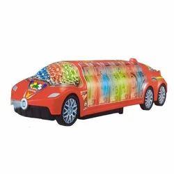 Toy Kart Red Long Car Toy
