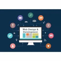 PHP/JavaScript Static Website Development Services, With 24*7 Support