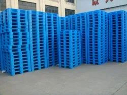 Used Plastic Pallets for Export