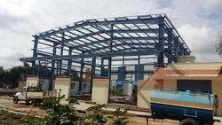 Steel Prefabricated Building ( PEB)
