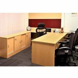 U Shape Office Tables