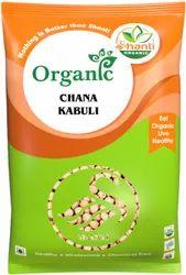 Shanti Organic Chana Kabuli, Packaging Type: Packets, Packaging Size: 500 g