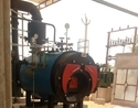 Horizontal Fire Tube Type Boiler