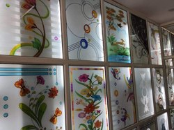 Color Desine Colour Design Glass