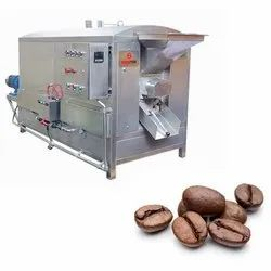 Coffee Bean Batch Roasting Machine