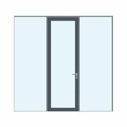 Aluminium Stile Door