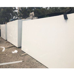 White Polished Finish Imported Marble, Thickness: 20 - 30 mm