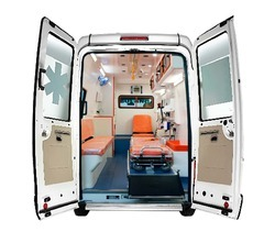 Tata Winger 3488 WB Basic Life Support Ambulance