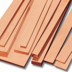 Copper Flat Patti