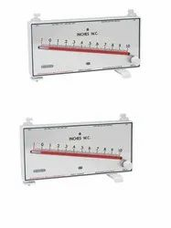 Mark II Model 40-250PA-AV Dwyer Manometer Range 0-250 Pa,0-21 mps