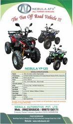 Nebula 125 CC ATV Motorcycle