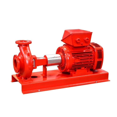 Motor Operated Fire Pump
