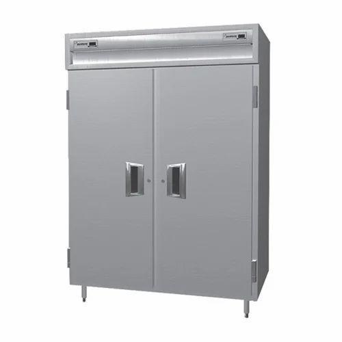 Double Temperature Reach-In Freezer
