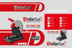 DOLLAR CUT PRO CHOPSAW