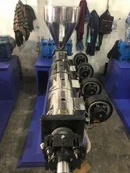 PVC Profile Plant Extruder