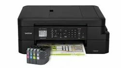 Colored Brother Printer MFC T910DW