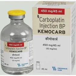 Kemocarb Carboplatin Injection BP