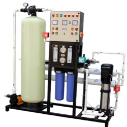 Industrial & Domestic Automatic RO Water Treatment Plant