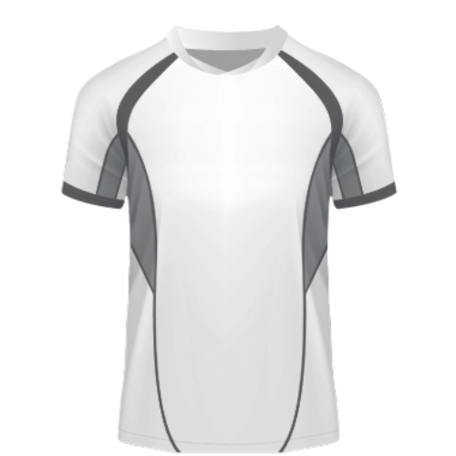 piece 100 Plain T-shirt Id Sport White 20087319762 Round Neck Cricket Rs