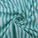 Jaipuri Pigment Leaf Handmade Print Fabric