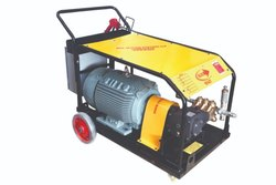 High Pressure Water Blasting Equipment