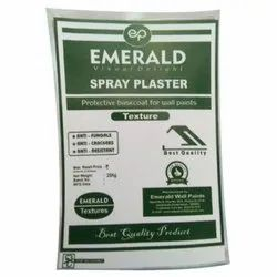 Emerald Spray Plaster, Packaging Type: Pp Sack Bag, Packing Size: 25 kg