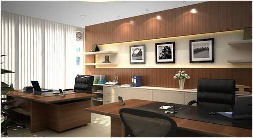 office room interior. MD Room Interior Office S