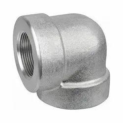 Carbon Steel 90 Deg Threaded Elbow