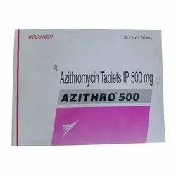 Azithro ( Azithromycin 500mg)