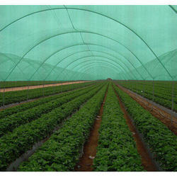 Low Tunnels Agro Shade Net House