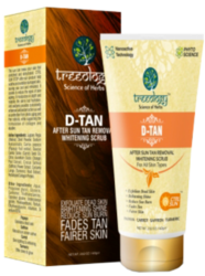 Tan Removal Face Scrub