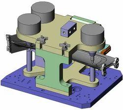 Machine Fixture Design