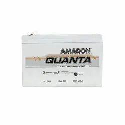 12v 7AH Amaron Quanta SMF Battery