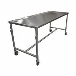 Morgue Dissection Table