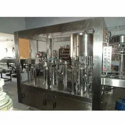 Continuous Bottle Filling Machine