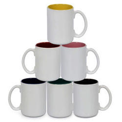 Sublimation Mug Color